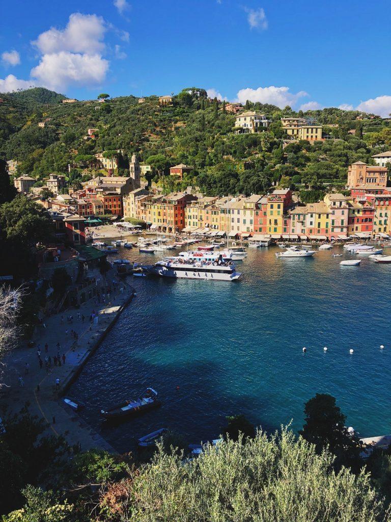 Portofino Italien Ligurien