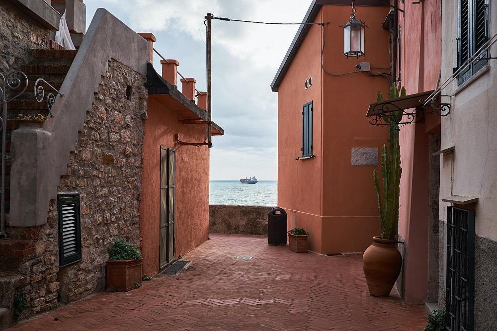 Ferienwohnung in Italien