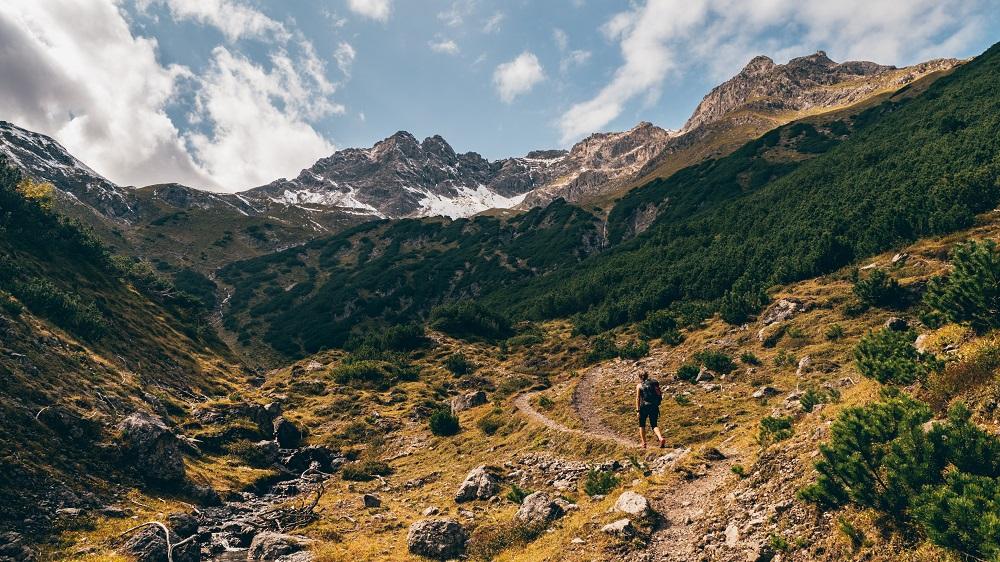 Südtirol im Sommer